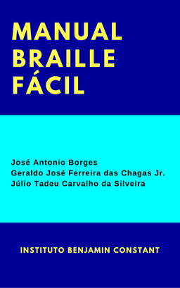 Capa do livro digital Manual Braille Fácil